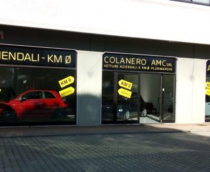 KM0 & Aziendali Colanero Polycenter